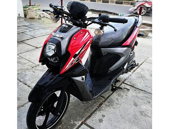 X-RIDE 125cc