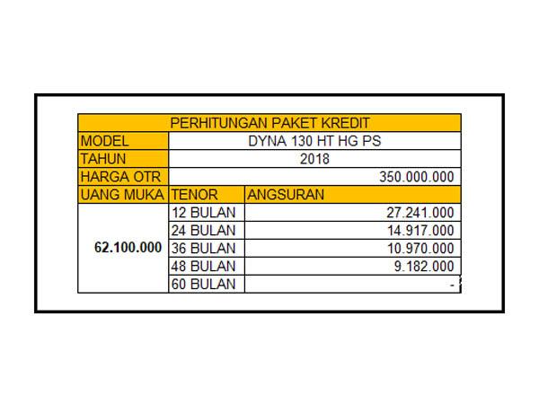 DYNA 130 HT HG PS (BARU) 5