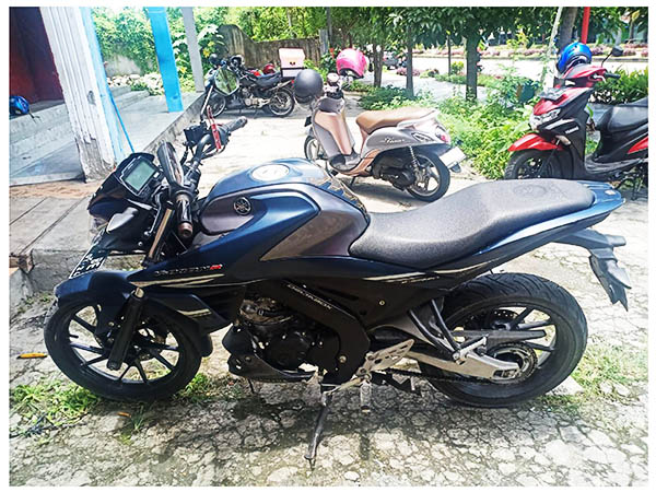 ALL NEW V-IXION R
